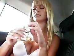 Czech babe nailed and...