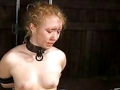 Hot slave delights with...